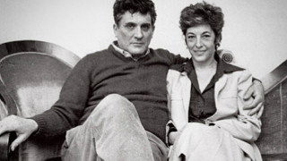 Enzo ed Elvira Sellerio